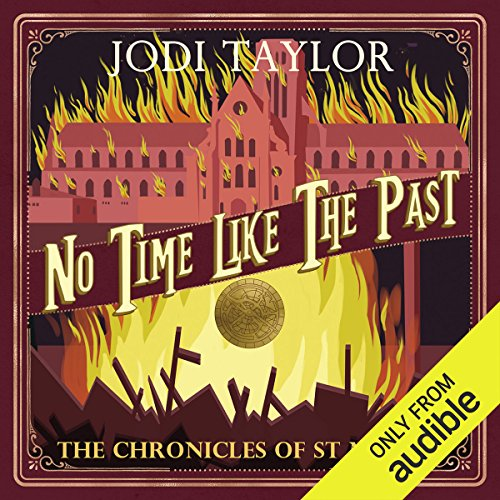 No Time Like the Past audiobook cover art