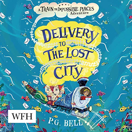 Delivery to the Lost City cover art