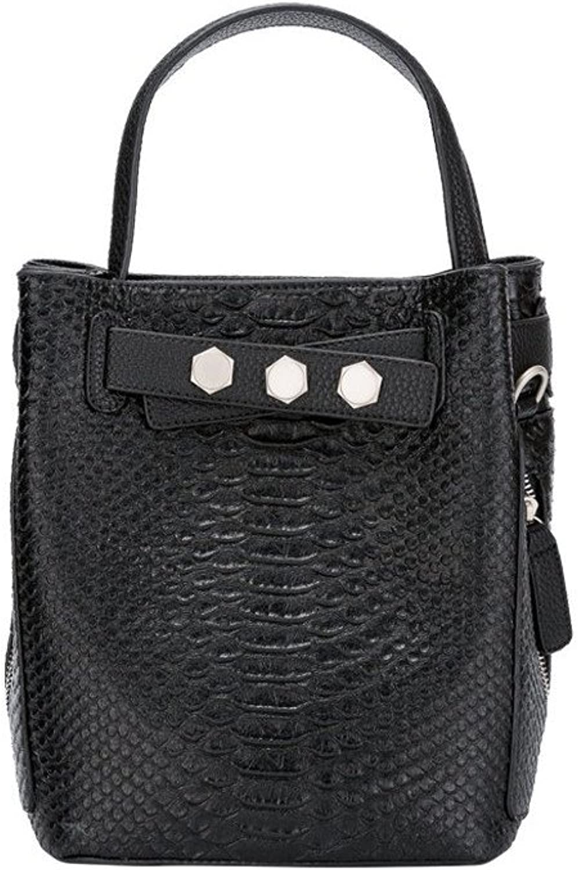 Melie Bianco Tate Vegan Leather Bucket Bag