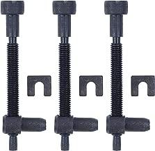 Haishine 3Pcs/lot Chain Adjuster Tensioner Screw for Husqvarna 61 66 266 268 272 281 288 162 181 281XP 501537101 Chainsaw
