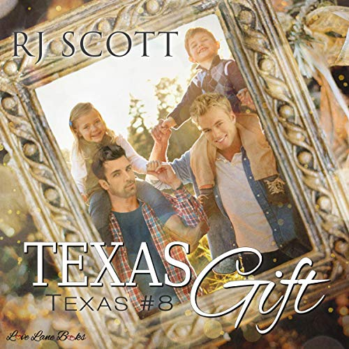 Texas Gift audiobook cover art