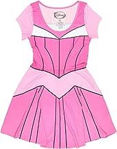 Mighty Fine Disney Princess I Am Aurora Juniors Costume Skater Dress