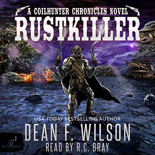 Rustkiller audiobook cover art