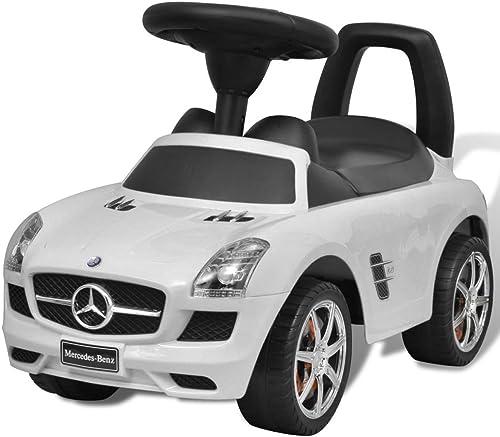 ordenar ahora TDSPEU Mercedes Benz Benz Benz Coche correpasillos blanco  marcas de diseñadores baratos