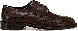 OSRA Kahverengi Kadın Oxford Ayakkabı
