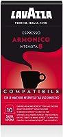 Lavazza Armonico Espresso, kahve kapsülleri ile uyumlu, NESPRESSO Kapselmaschinen, 30kahve kapsül