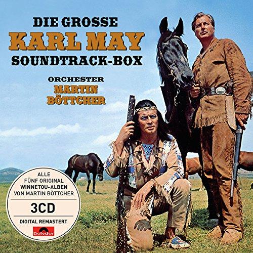 Die Grokarl May Soundtrack-Box