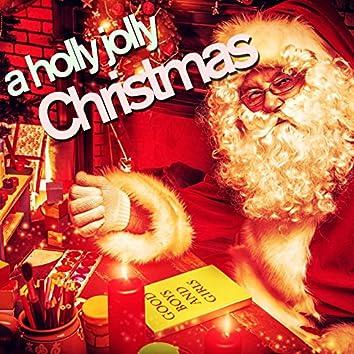 A Holly Jolly Christmas!
