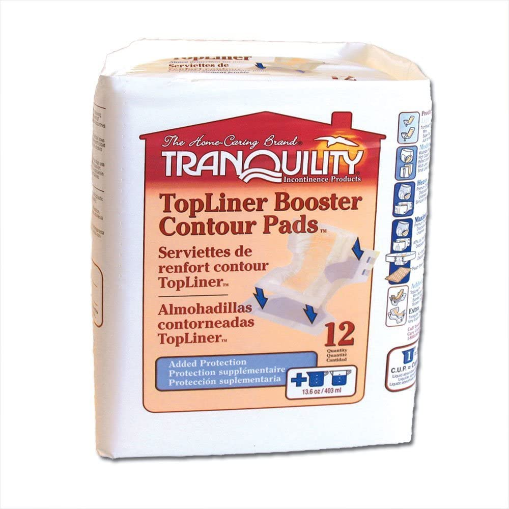 Principle Cheap mail order specialty store 30963100 Incontinence Liner Tranquility 21.5 13.5 Award X L