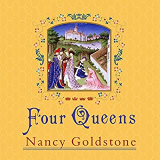Four Queens audiobook cover art