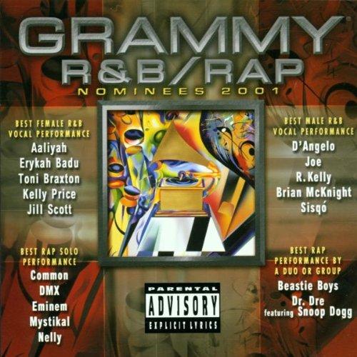 2001 Grammy R&B & Rap Nominees