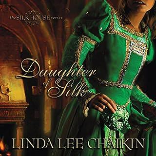 Daughter of Silk audiobook cover art