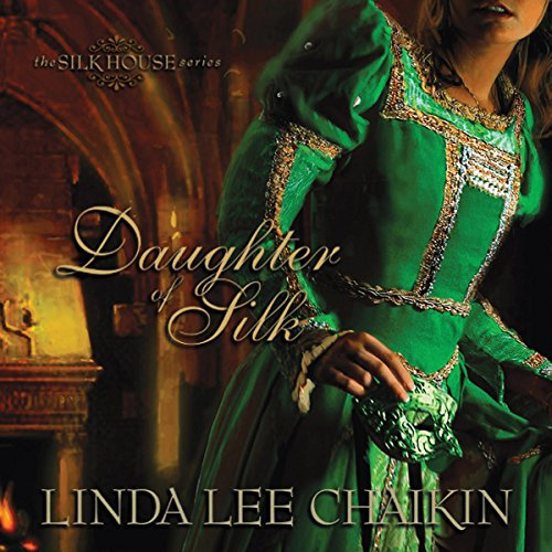 Daughter of Silk audiobook cover art