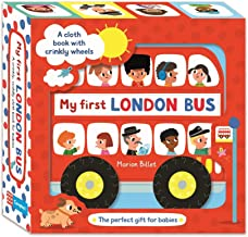 My First London Bus Cloth Book (Campbell London Range)