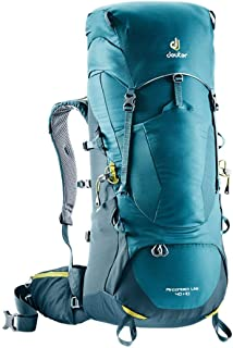 Deuter Aircontact Lite 40+10 Backpack for Hiking and Mountaineering - Denim-Arctic