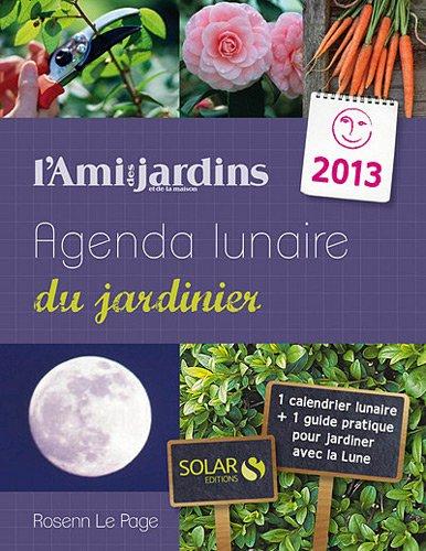 Agenda lunaire du jardinier
