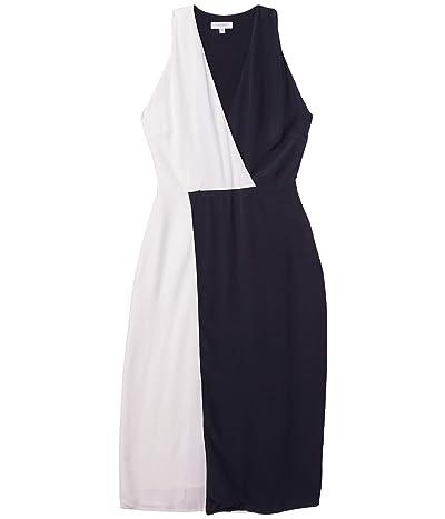 EQUIPMENT Galane Dress (Eclipse/Pristine) Women