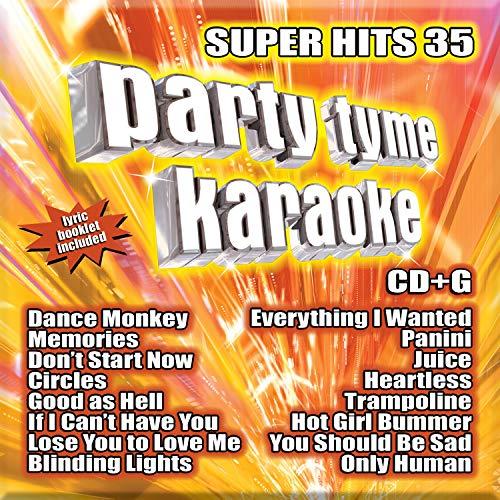 Super Hits 35 [CD+G]