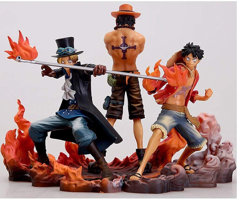 SHWSM Statua del Giocattolo Statua di Oggetti da Collezione Personaggi dei autotoni Animati Giocattolo modellolo Giocattolo Regali di Memorabilia Compleanno 15CM