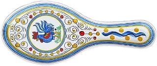 Le Cadeaux 287RB Spoon Rest Rooster Blue, Regular,