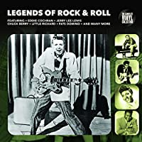 Legends of Rock & Roll [12 inch Analog]