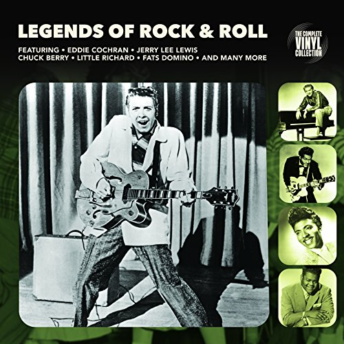 Legends Of Rock & Roll [Vinilo]