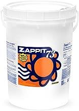 Zappit 73% Cal Hypo Pool Shock - Calcium Hypochlorite Super Shock 50lb