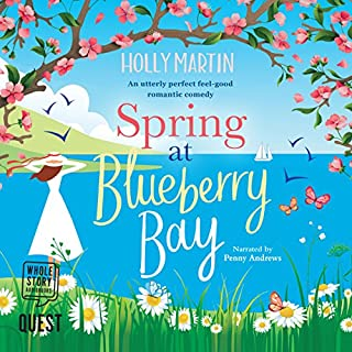 Spring at Blueberry Bay cover art