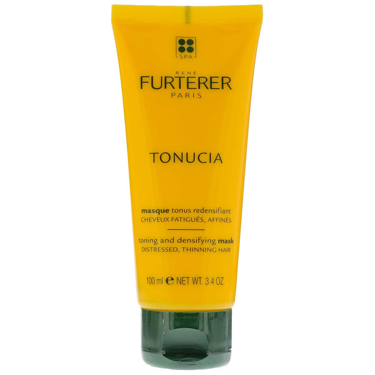 たらいホームレス溶岩ルネ フルトレール Tonucia Thickening Ritual Toning and Densifying Mask (Distressed, Thinning Hair) 100ml/3.4oz並行輸入品
