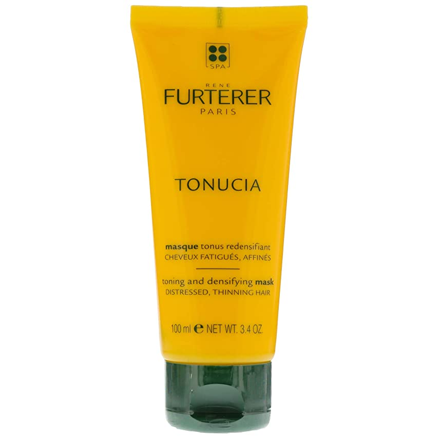 寄生虫想定勇者ルネ フルトレール Tonucia Thickening Ritual Toning and Densifying Mask (Distressed, Thinning Hair) 100ml/3.4oz並行輸入品