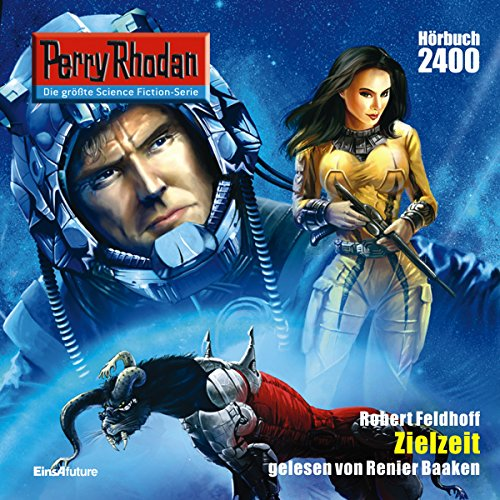 Zielzeit audiobook cover art