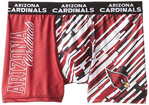 FOCO NFL Wordmark Unterwäsche, Herren, NFL Wordmark Underwear, Teamfarbe, Large
