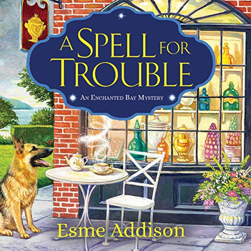 A Spell for Trouble cover art