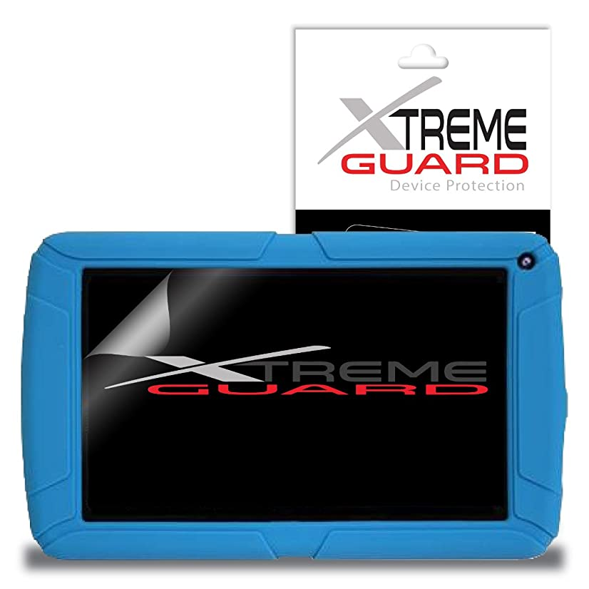 Premium XtremeGuard Screen Protector Cover for HighQ Learning Tab Jr. 7 (Ultra Clear)