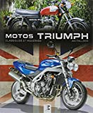 Motos Triumph classiques et modernes