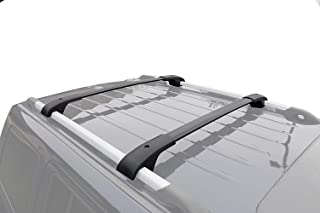 BRIGHTLINES 2016-2019 Volvo XC90 Momentum Roof Rack Crossbars
