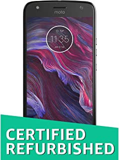 (Renewed) Motorola X4 XT1900-2 (Super Black, 64GB)
