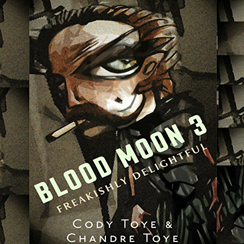 Blood Moon 3 audiobook cover art