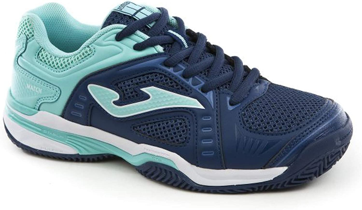 Joma Tennis shoes ON Earth T_Match Lady 803 Navy Scarpa women