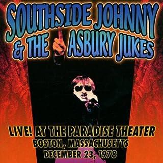 Live at the Paradise Theatre Boston Massachusetts