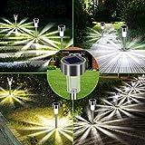 Zoom IMG-2 lampada solare giardino esterno bawoo