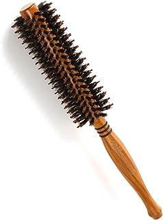 raffinare(ラフィナーレ) ロールブラシ 豚毛 耐熱仕様 ブロー カール 巻き髪 ヘア ブラシ ロール (S)