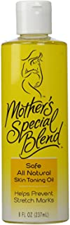 Mother`s Special Blend All Natural Skin Toning Oil, 8-Ounce
