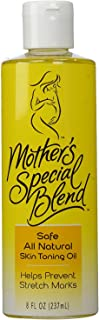 Mother's Special Blend All Natural Skin Toning Oil, 8-Ounce