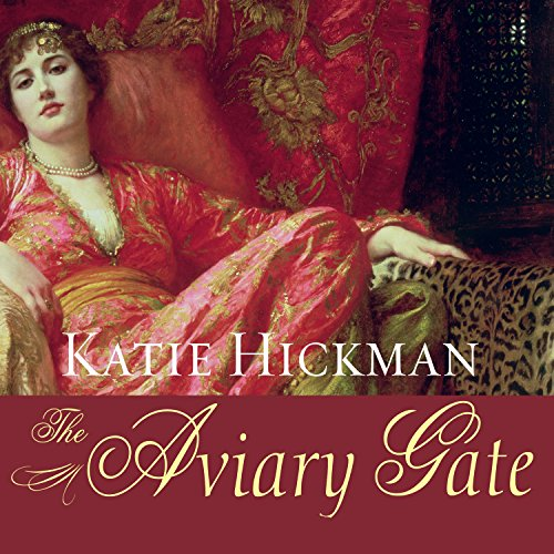 The Aviary Gate audiobook cover art
