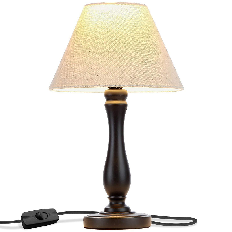Brightech Noah Side Bedside Table