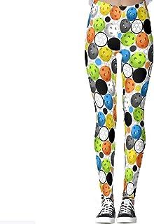 DIYCCY - Pantalones de yoga, color naranja