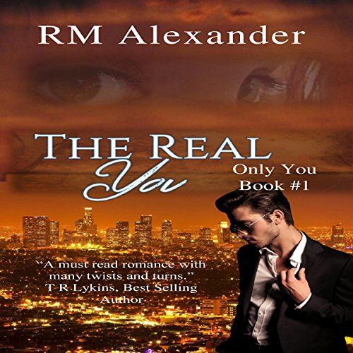 The Real You audiobook cover art