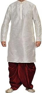 Best raw silk dhoti Reviews