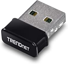 TRENDnet Micro N150 Wireless & Bluetooth 4.0 USB Adapter, Class 1, N150, Up to 150Mbps WiFi N, TBW-108UB